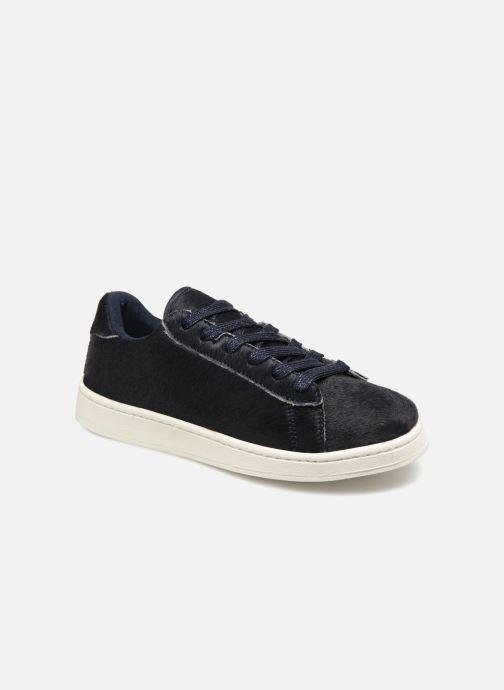 Sneaker Monoprix Kids BASKET POILS BLEU blau detaillierte ansicht/modell