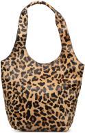 Handtaschen Taschen CABAS LEOPARD