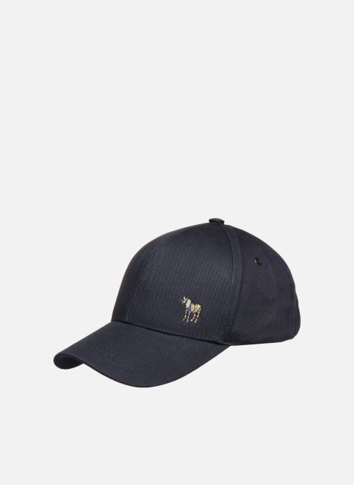 Kappe PS Paul Smith Zebra Baseball Cap blau detaillierte ansicht/modell