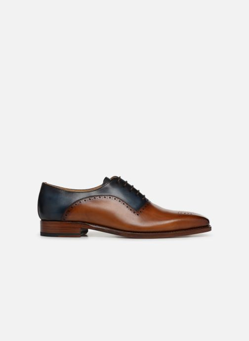 Lace-up shoes Marvin&Co Luxe Welner - Cousu Goodyear Multicolor back view