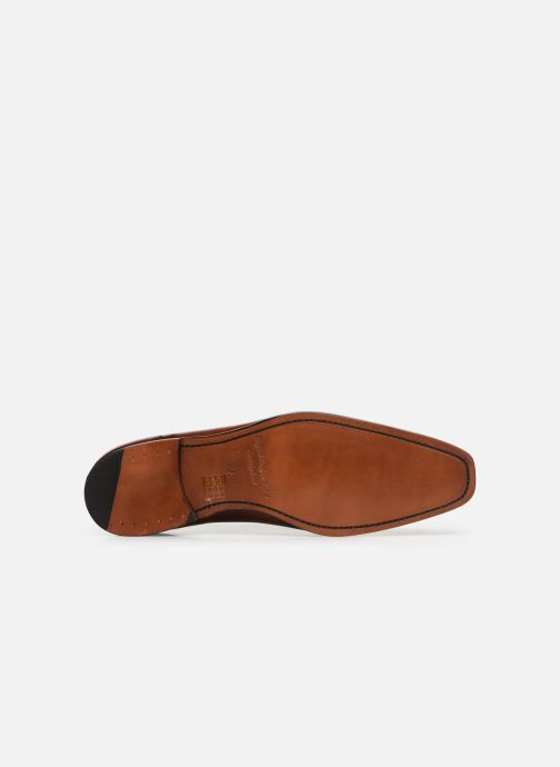 Zapatos con cordones Marvin&Co Luxe Wilnow - Cousu Goodyear Marrón vista de arriba