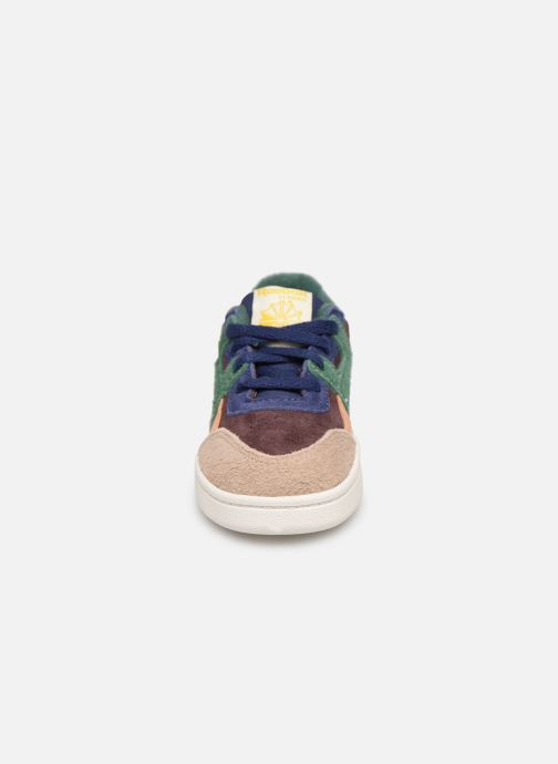 Baskets Reebok x TAO Reebok Classic x The Animals Observatory Workout Plus Baby Multicolore vue portées chaussures
