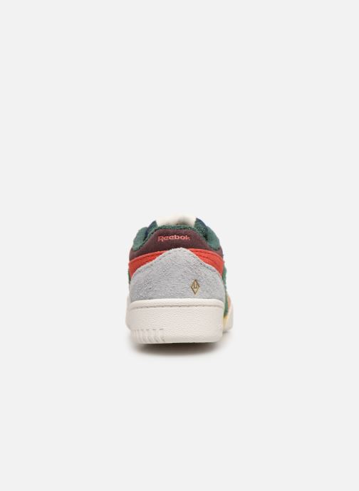 Baskets Reebok x TAO Reebok Classic x The Animals Observatory Workout Plus Baby Multicolore vue droite