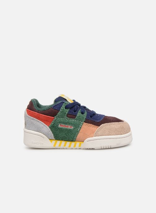 Sneakers Reebok x TAO Reebok Classic x The Animals Observatory Workout Plus Baby Multicolor achterkant