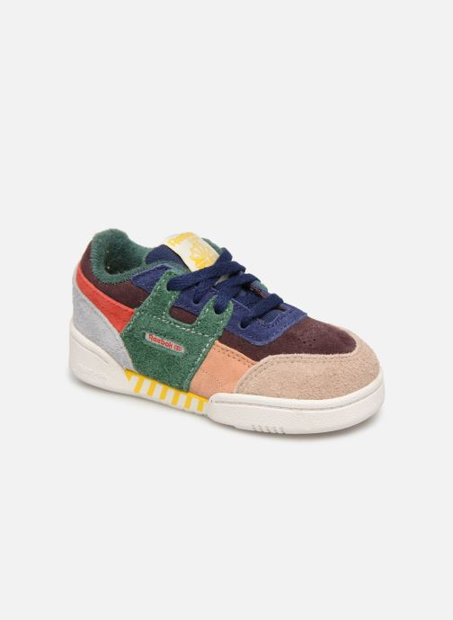 Sneakers Reebok x TAO Reebok Classic x The Animals Observatory Workout Plus Baby Multicolor detail