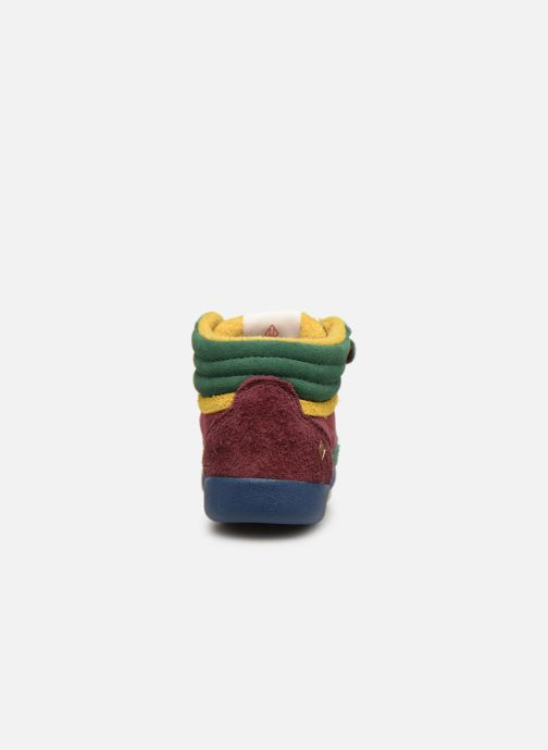 Sneakers Reebok x TAO Reebok Classic x The Animals Observatory Hi Freestyle Baby Multicolore immagine destra