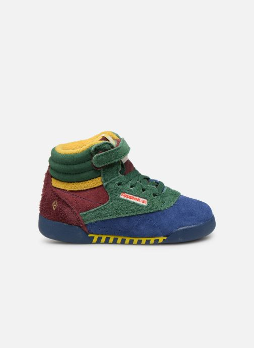 Baskets Reebok x TAO Reebok Classic x The Animals Observatory Hi Freestyle Baby Multicolore vue derrière