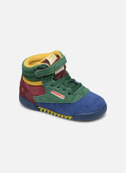 Sneaker Reebok x TAO Reebok Classic x The Animals Observatory Hi Freestyle Baby mehrfarbig detaillierte ansicht/modell