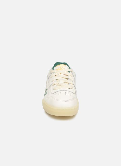 Baskets Reebok x TAO Reebok Classic x The Animals Observatory Workout Plus Kid Blanc vue portées chaussures