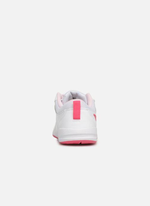 Baskets Nike Nike Pico 4 (Psv) Blanc vue droite