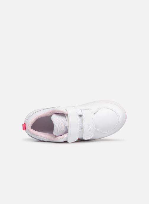 Sneaker Nike Nike Pico 4 (Psv) weiß ansicht von links