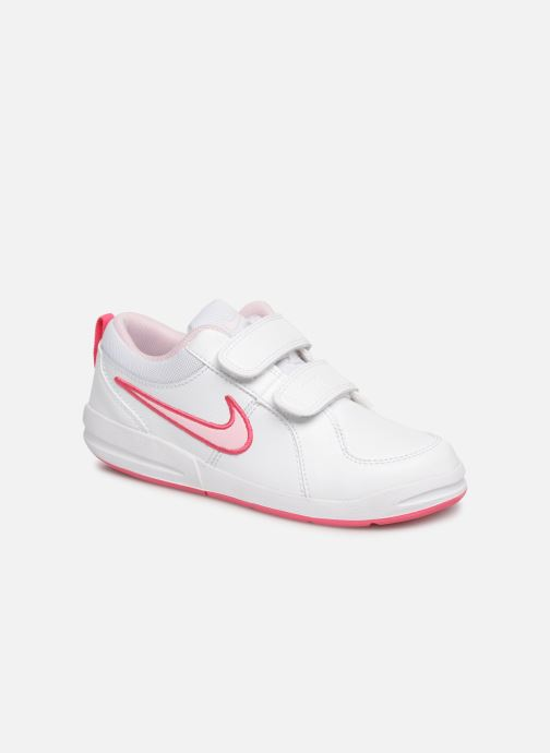 Trainers Nike Nike Pico 4 (Psv) White detailed view/ Pair view