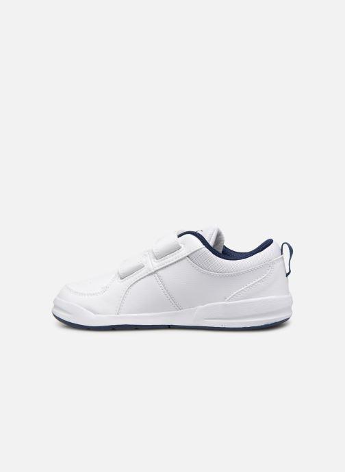 Sneaker Nike Nike Pico 4 (Psv) weiß ansicht von vorne