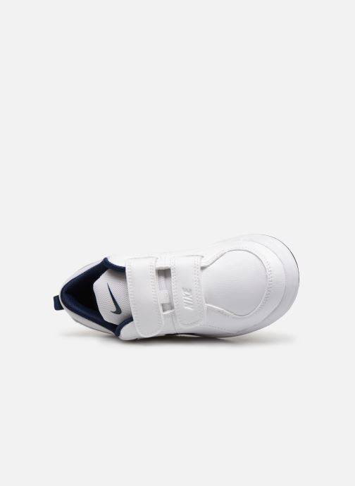 Trainers Nike Nike Pico 4 (Psv) White view from the left