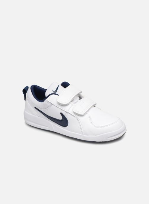 Trainers Nike Nike Pico 4 (Psv) White detailed view/ Pair view