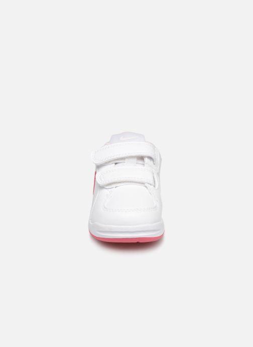 Baskets Nike Nike Pico 4 (Tdv) Blanc vue portées chaussures
