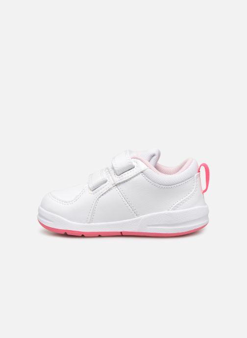 Trainers Nike Nike Pico 4 (Tdv) White front view