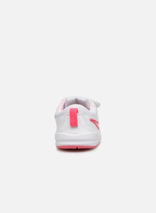 Deportivas Nike Nike Pico 4 (Tdv) Blanco vista lateral derecha