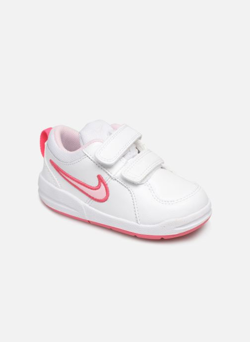 Trainers Nike Nike Pico 4 (Tdv) White detailed view/ Pair view