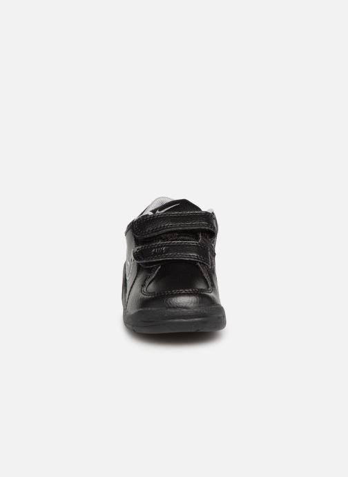 Sneaker Nike Nike Pico 4 (Tdv) schwarz schuhe getragen