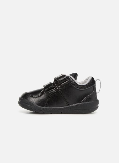 Sneaker Nike Nike Pico 4 (Tdv) schwarz ansicht von vorne