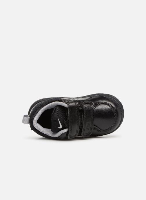 Sneaker Nike Nike Pico 4 (Tdv) schwarz ansicht von links