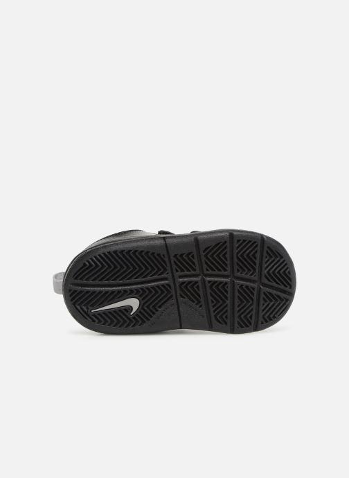 Sneaker Nike Nike Pico 4 (Tdv) schwarz ansicht von oben