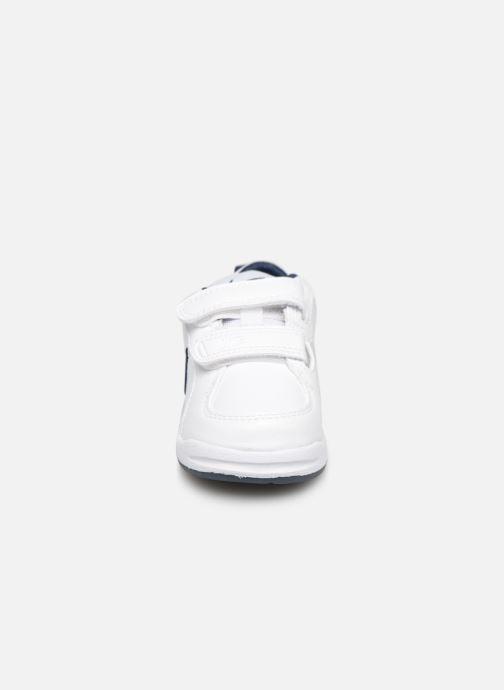 Deportivas Nike Nike Pico 4 (Tdv) Blanco vista del modelo