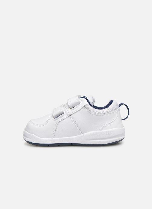 Deportivas Nike Nike Pico 4 (Tdv) Blanco vista de frente