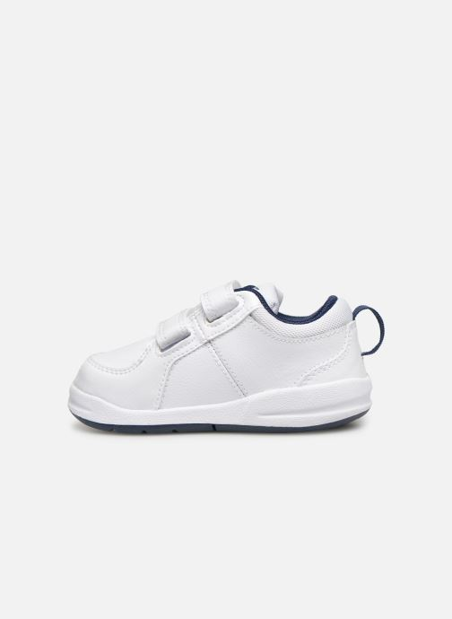 Sneakers Nike Nike Pico 4 (Tdv) Hvid se forfra