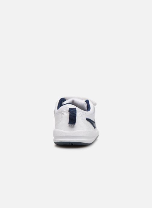 Sneakers Nike Nike Pico 4 (Tdv) Hvid Se fra højre