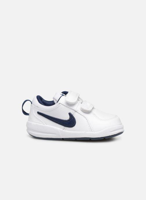 Sneakers Nike Nike Pico 4 (Tdv) Hvid se bagfra