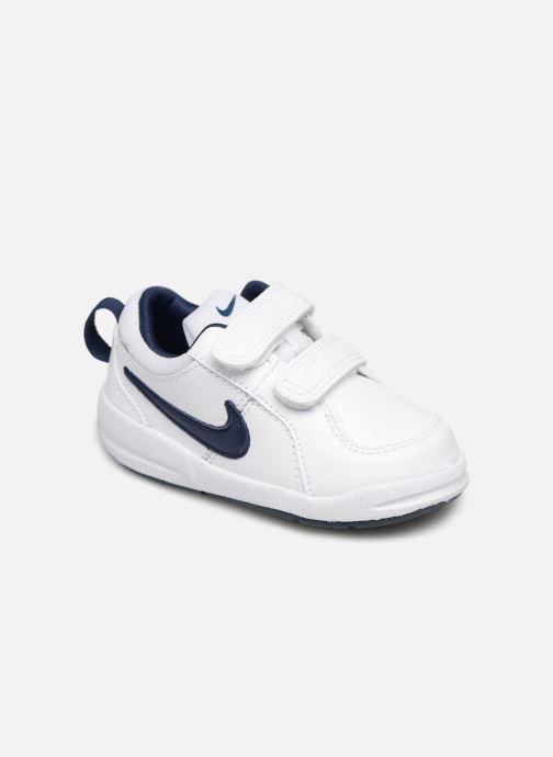 Sneakers Nike Nike Pico 4 (Tdv) Hvid detaljeret billede af skoene