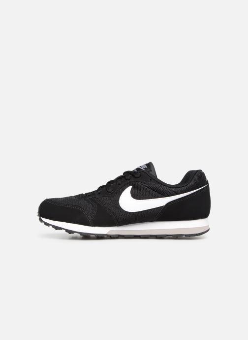 Sneaker Nike Nike Md Runner 2 (Gs) schwarz ansicht von vorne