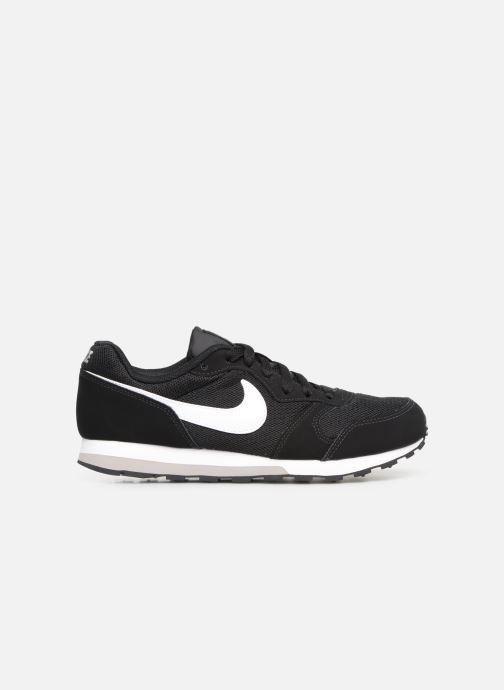 Deportivas Nike Nike Md Runner 2 (Gs) Negro vistra trasera