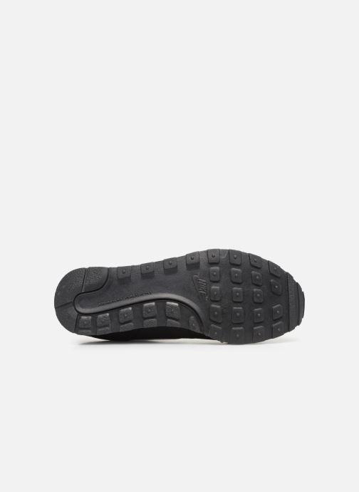 Baskets Nike Nike Md Runner 2 (Gs) Noir vue haut