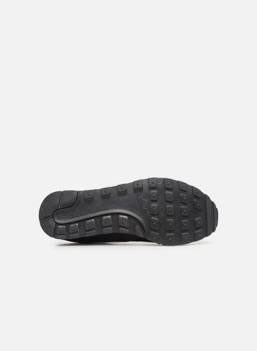 Deportivas Nike Nike Md Runner 2 (Gs) Negro vista de arriba