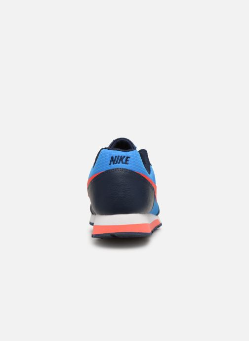 Sneaker Nike Nike Md Runner 2 (Gs) blau ansicht von rechts