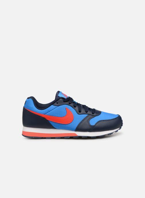 Sneakers Nike Nike Md Runner 2 (Gs) Blå bild från baksidan