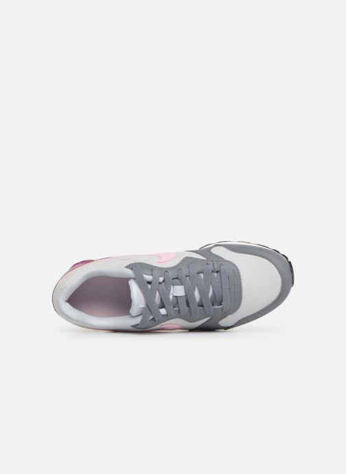 Baskets Nike Nike Md Runner 2 (Gs) Gris vue gauche