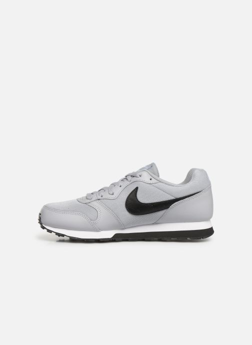 Sneakers Nike Nike Md Runner 2 (Gs) Grijs voorkant