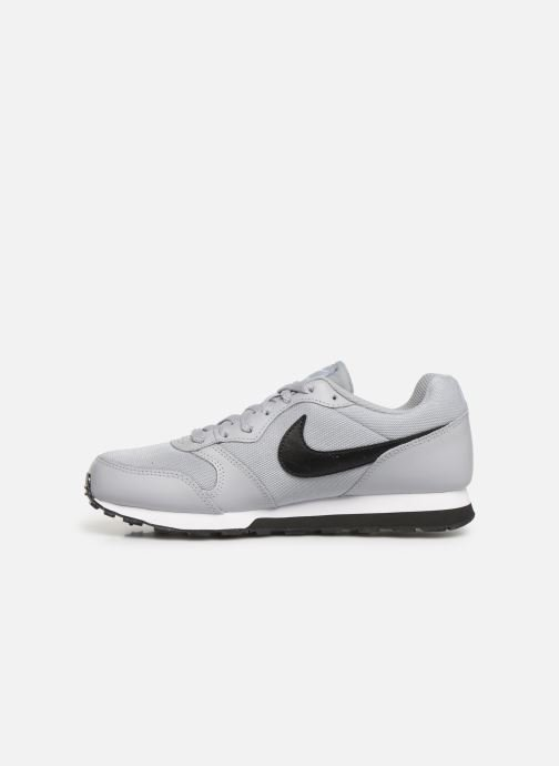 Baskets Nike Nike Md Runner 2 (Gs) Gris vue face