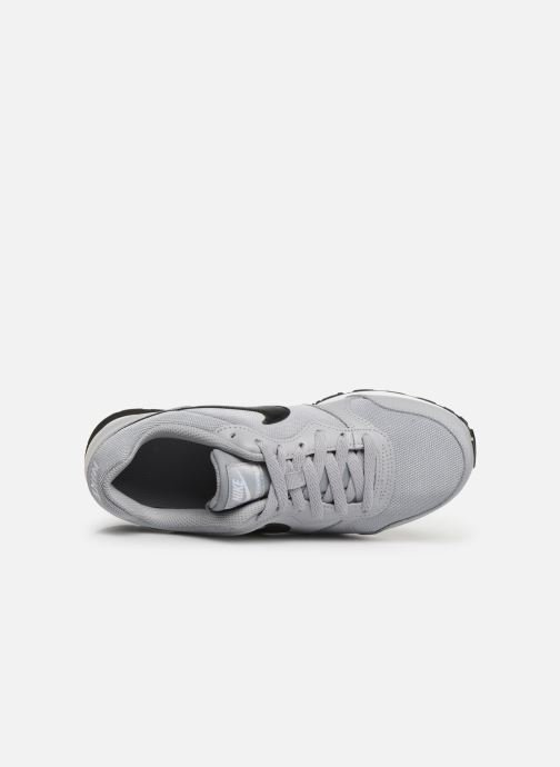 Sneakers Nike Nike Md Runner 2 (Gs) Grijs links