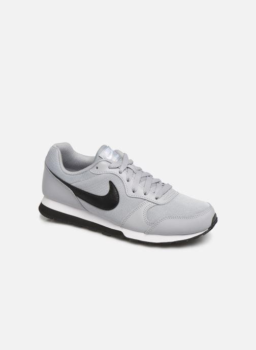 Nike Nike Md Runner 2 (Gs) (Gris) Baskets chez Sarenza