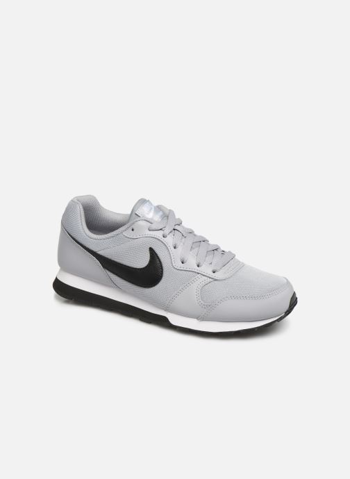 Baskets Nike Nike Md Runner 2 (Gs) Gris vue détail/paire