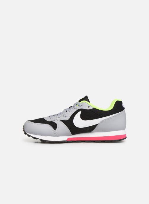 Deportivas Nike Nike Md Runner 2 (Gs) Multicolor vista de frente
