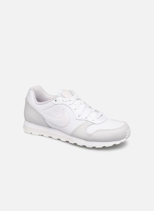 Trainers Nike Nike Md Runner 2 (Gs) White detailed view/ Pair view