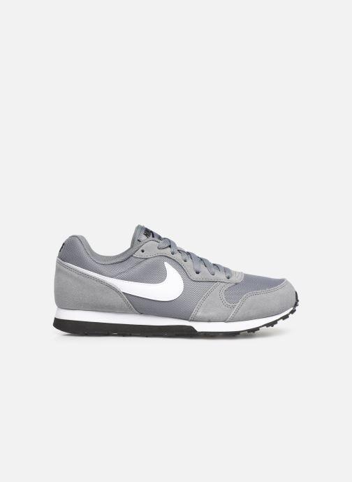Deportivas Nike Nike Md Runner 2 (Gs) Gris vistra trasera