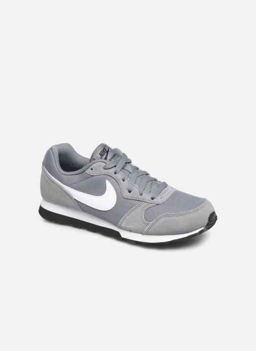 Sneakers Nike Nike Md Runner 2 (Gs) Grå detaljeret billede af skoene