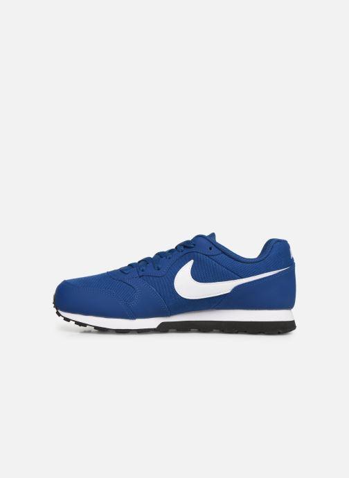 Baskets Nike Nike Md Runner 2 (Gs) Bleu vue face